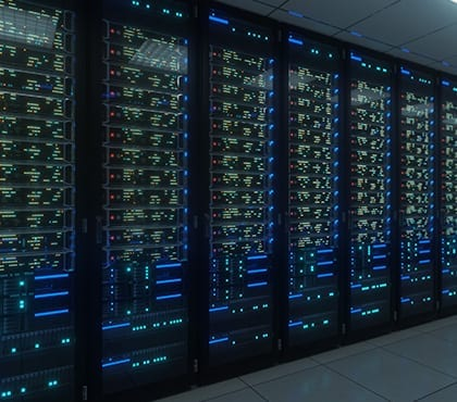 servers used for company it security