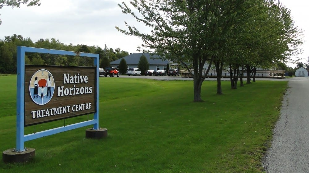 Native Horizons Treatment Centre location that uses a managed service provider